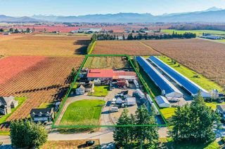 Photo 1: 190 DEFEHR Road in Abbotsford: Aberdeen Agri-Business for sale : MLS®# C8036607