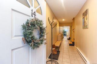 Photo 2: 14 1480 Garnet Rd in : SE Cedar Hill Row/Townhouse for sale (Saanich East)  : MLS®# 862688