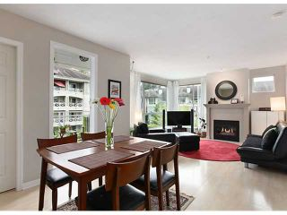 """Photo 2: 319 3608 DEERCREST Drive in North Vancouver: Roche Point Condo for sale in """"DEERFIELD AT RAVEN WOODS"""" : MLS®# V957346"""