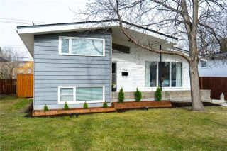 Photo 1: 643 Centennial Street in Winnipeg: River Heights South Residential for sale (1D)  : MLS®# 1909040