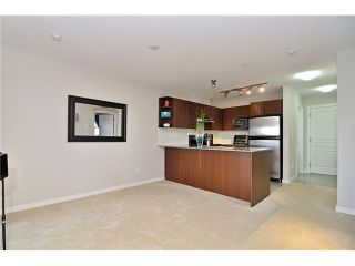 """Photo 3: 316 4768 BRENTWOOD Drive in Burnaby: Brentwood Park Condo for sale in """"The Harris"""" (Burnaby North)  : MLS®# V960845"""