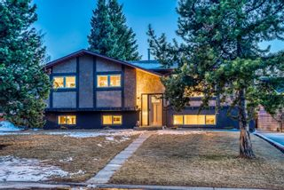 Main Photo: 119 Brookgreen Drive SW in Calgary: Braeside Detached for sale : MLS®# A1089458