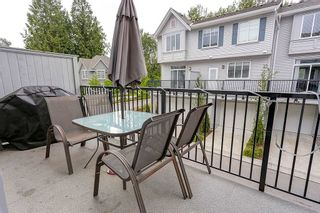 "Photo 18: 21 5858 142 Street in Surrey: Sullivan Station Townhouse for sale in ""Brooklyn Village"" : MLS®# R2072370"