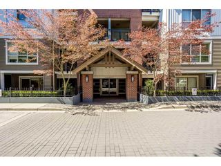"""Photo 1: C101 8929 202 Street in Langley: Walnut Grove Condo for sale in """"THE GROVE"""" : MLS®# R2569001"""
