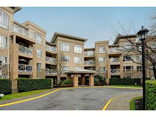"""Photo 1: 110 2551 PARKVIEW Lane in Port Coquitlam: Central Pt Coquitlam Condo for sale in """"THE CRESCENT"""" : MLS®# V1041287"""