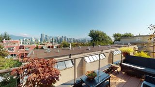 Photo 2: 7 1214 W 7TH Avenue in Vancouver: Fairview VW Townhouse for sale (Vancouver West)  : MLS®# R2607101