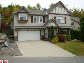 """Photo 1: 3350 GOLDSTREAM Drive in Abbotsford: Abbotsford East House for sale in """"MCKINLEY HEIGHTS"""" : MLS®# F1123245"""