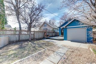 Photo 40: 732 5th Avenue North in Saskatoon: City Park Residential for sale : MLS®# SK852619