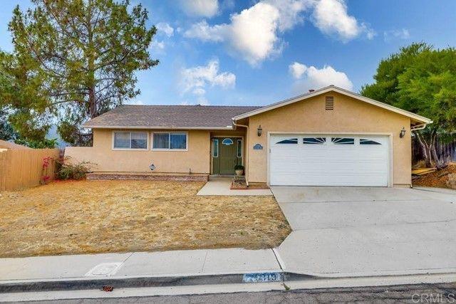 Main Photo: House for sale : 4 bedrooms : 9310 Van Andel Way in Santee