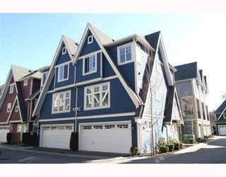 """Photo 1: 44 7511 NO 4 Road in Richmond: McLennan North Townhouse for sale in """"HARMONY"""" : MLS®# V759981"""