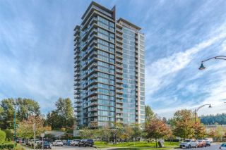 "Photo 1: 1103 651 NOOTKA Way in Port Moody: Port Moody Centre Condo for sale in ""SAHALEE"" : MLS®# R2024409"