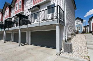 Photo 35: 17 6075 Schonsee Way in Edmonton: Zone 28 Townhouse for sale : MLS®# E4251364