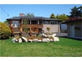 Main Photo: 2177 Sandowne Rd in VICTORIA: OB Henderson House for sale (Oak Bay)  : MLS®# 476195
