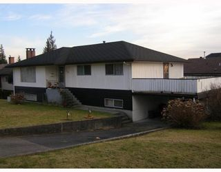 Photo 1: 1100 CHARLAND Avenue in Coquitlam: Central Coquitlam House for sale : MLS®# V688673
