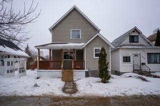 Photo 1: 250 Berry Street in Winnipeg: St James House for sale (5E)  : MLS®# 202006595