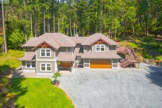Photo 1: 672 Stewart Mountain Rd in VICTORIA: Hi Eastern Highlands House for sale (Highlands)  : MLS®# 816219