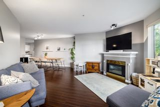 Photo 1: 209 1219 JOHNSON STREET in Coquitlam: Canyon Springs Condo for sale : MLS®# R2606342