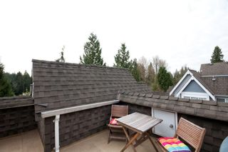 """Photo 24: 8 1015 LYNN VALLEY Road in North Vancouver: Lynn Valley Townhouse for sale in """"River Rock"""" : MLS®# V1007505"""