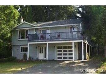 Main Photo:  in SHAWNIGAN LAKE: ML Shawnigan House for sale (Malahat & Area)  : MLS®# 403008