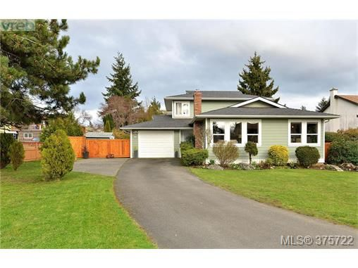 Main Photo: 1178 Damelart Way in BRENTWOOD BAY: CS Brentwood Bay House for sale (Central Saanich)  : MLS®# 754182