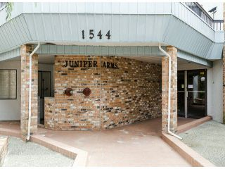 """Photo 17: 204 1544 FIR Street: White Rock Condo for sale in """"JUNIPER ARMS"""" (South Surrey White Rock)  : MLS®# F1412897"""