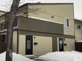 Photo 1: 1 500 Kenaston Boulevard in Winnipeg: River Heights Condominium for sale (1D)  : MLS®# 1900926