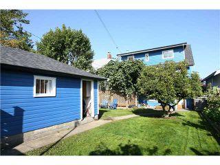 "Photo 9: 2872 TRINITY Street in Vancouver: Hastings East House for sale in ""HASTINGS EAST"" (Vancouver East)  : MLS®# V853763"