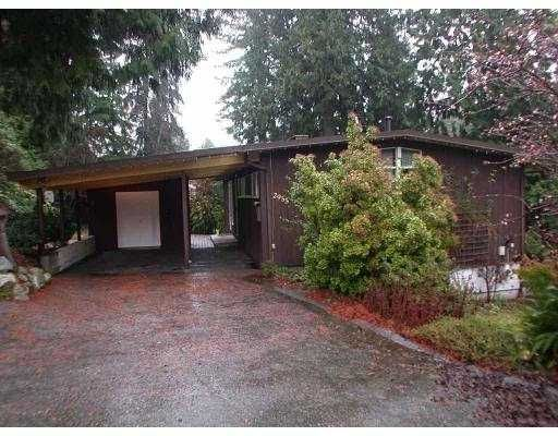 Main Photo: 2955 SPURAWAY Ave in Coquitlam: Ranch Park House for sale : MLS®# V625905