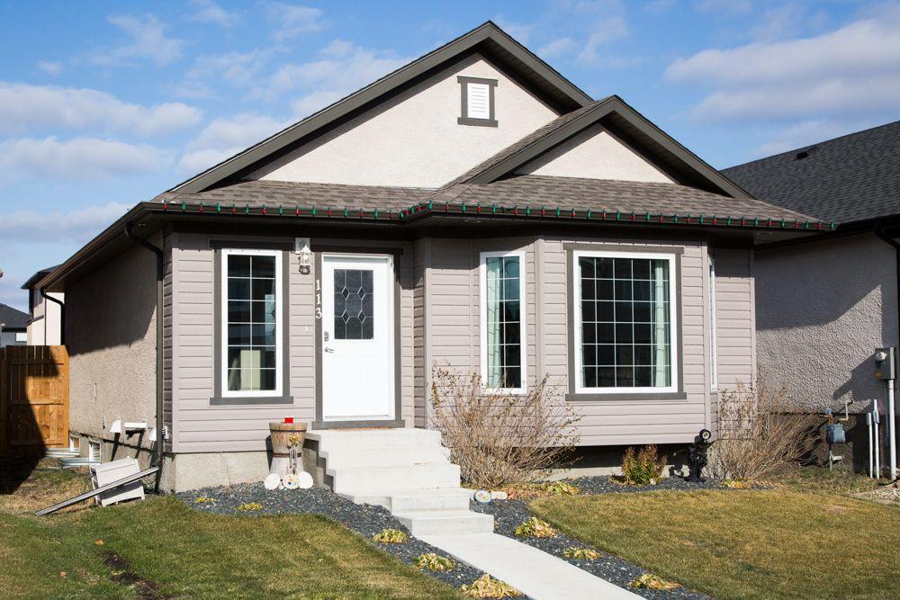 Main Photo: 113 Prairie Crocus Drive in Winnipeg: Crocus Meadows House for sale (3K)  : MLS®# 202026776