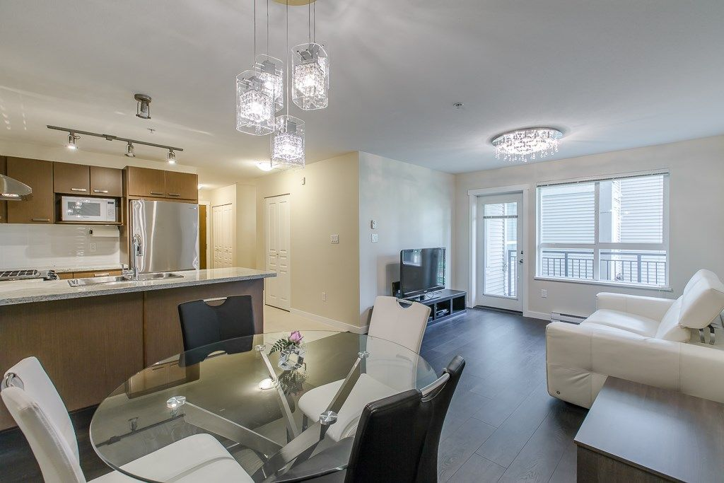 Main Photo: 219 9399 TOMICKI Avenue in Richmond: West Cambie Condo for sale : MLS®# R2198988