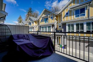 """Photo 22: 20 9688 162A Street in Surrey: Fleetwood Tynehead Townhouse for sale in """"CANOPY LIVING"""" : MLS®# R2552004"""