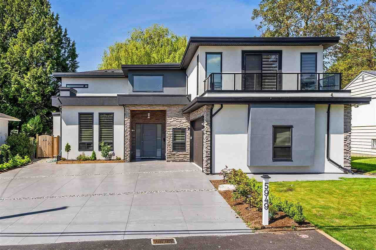 Main Photo: 5949 173B Street in Surrey: Cloverdale BC House for sale (Cloverdale)  : MLS®# R2450809