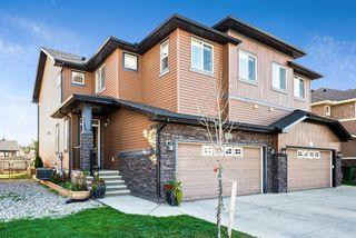 Main Photo: 494 Boulder Creek Way SE: Langdon Semi Detached for sale : MLS®# A1148702