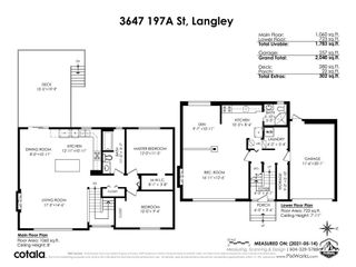 Photo 39: 3647 197A Street in Langley: Brookswood Langley House for sale : MLS®# R2578754