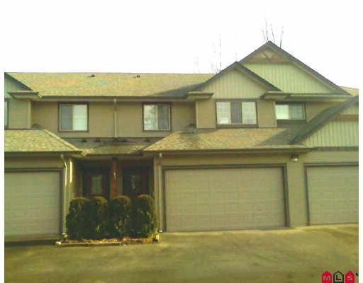 Main Photo: 10 7543 MORROW Road: Agassiz Townhouse for sale : MLS®# H2900494