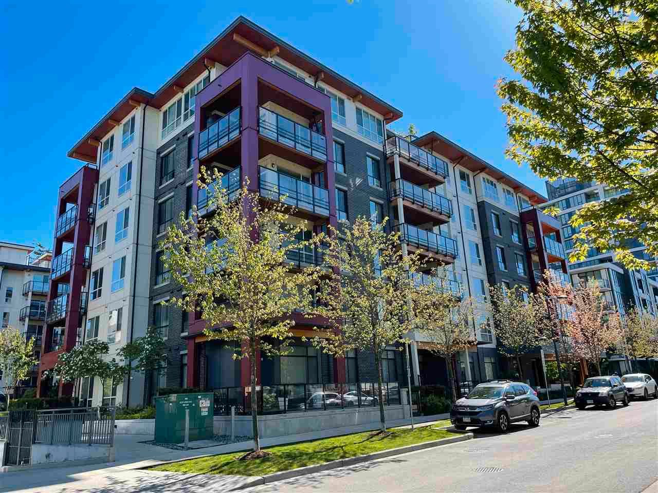 """Main Photo: 516 3581 ROSS Drive in Vancouver: University VW Condo for sale in """"Virtuoso"""" (Vancouver West)  : MLS®# R2583502"""