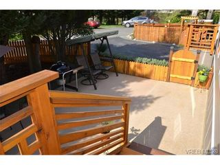 Photo 12: 46 2780 Spencer Rd in VICTORIA: La Goldstream Manufactured Home for sale (Langford)  : MLS®# 697284