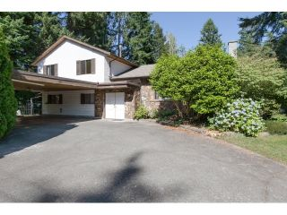 """Photo 1: 2334 170TH Street in Surrey: Pacific Douglas House for sale in """"Grandview"""" (South Surrey White Rock)  : MLS®# F1443778"""