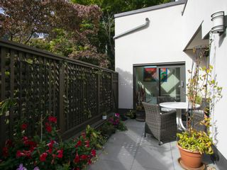 """Photo 8: 203 1477 FOUNTAIN Way in Vancouver: False Creek Condo for sale in """"FOUNTAIN TERRACE"""" (Vancouver West)  : MLS®# V1142594"""