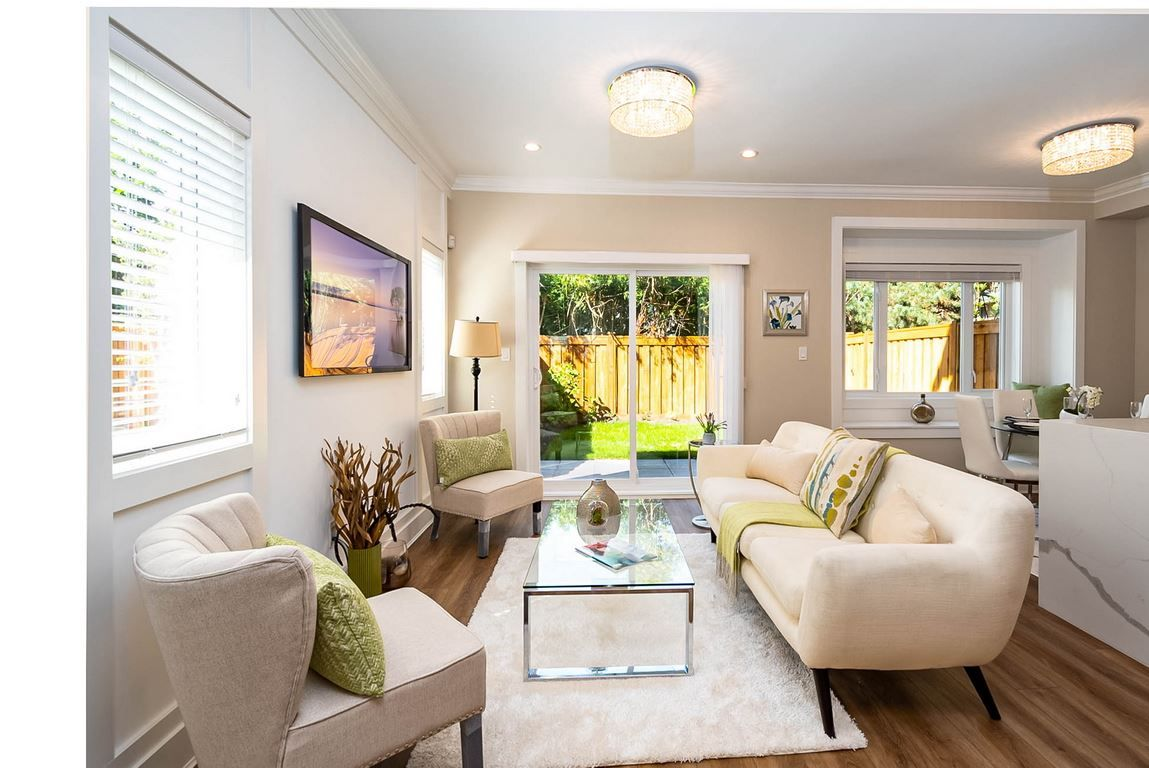 """Photo 6: Photos: 11 6551 WILLIAMS Road in Richmond: Woodwards Townhouse for sale in """"NOOR GARDENS"""" : MLS®# R2486835"""