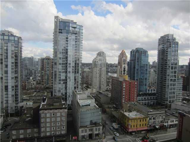 """Main Photo: # 1807 1188 HOWE ST in Vancouver: Downtown VW Condo for sale in """"1188 HOWE"""" (Vancouver West)  : MLS®# V937383"""