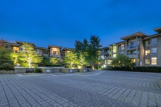 """Photo 1: 409 9339 UNIVERSITY Crescent in Burnaby: Simon Fraser Univer. Condo for sale in """"HARMONY AT THE HIGHLANDS"""" (Burnaby North)  : MLS®# R2509783"""