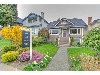 Photo 1: 3691 W 38TH Avenue in Vancouver: Dunbar House for sale (Vancouver West)  : MLS®# V914731