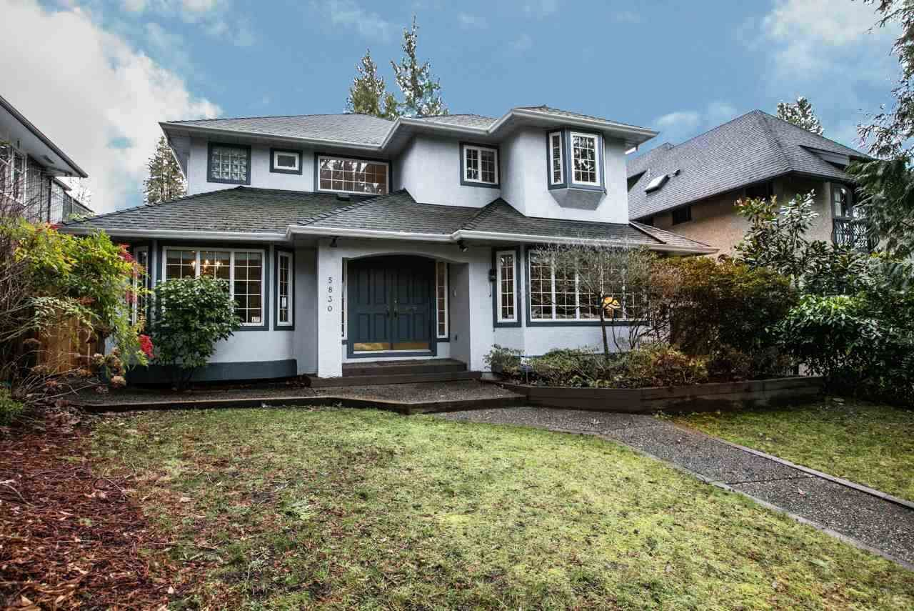 Photo 20: Photos: 5830 ALMA Street in Vancouver: Southlands House for sale (Vancouver West)  : MLS®# R2038570