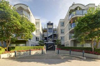 """Photo 1: 114 2250 SE MARINE Drive in Vancouver: South Marine Condo for sale in """"Waterside"""" (Vancouver East)  : MLS®# R2438732"""