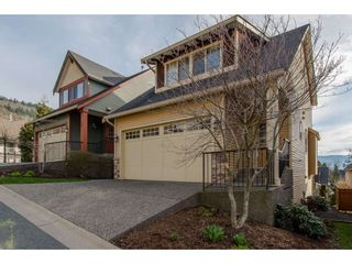 """Photo 1: 21 36169 LOWER SUMAS MOUNTAIN Road in Abbotsford: Abbotsford East House for sale in """"Junction Creek"""" : MLS®# R2249859"""