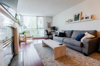 Photo 2: 311 8460 JELLICOE Street in Vancouver: South Marine Condo for sale (Vancouver East)  : MLS®# R2577601