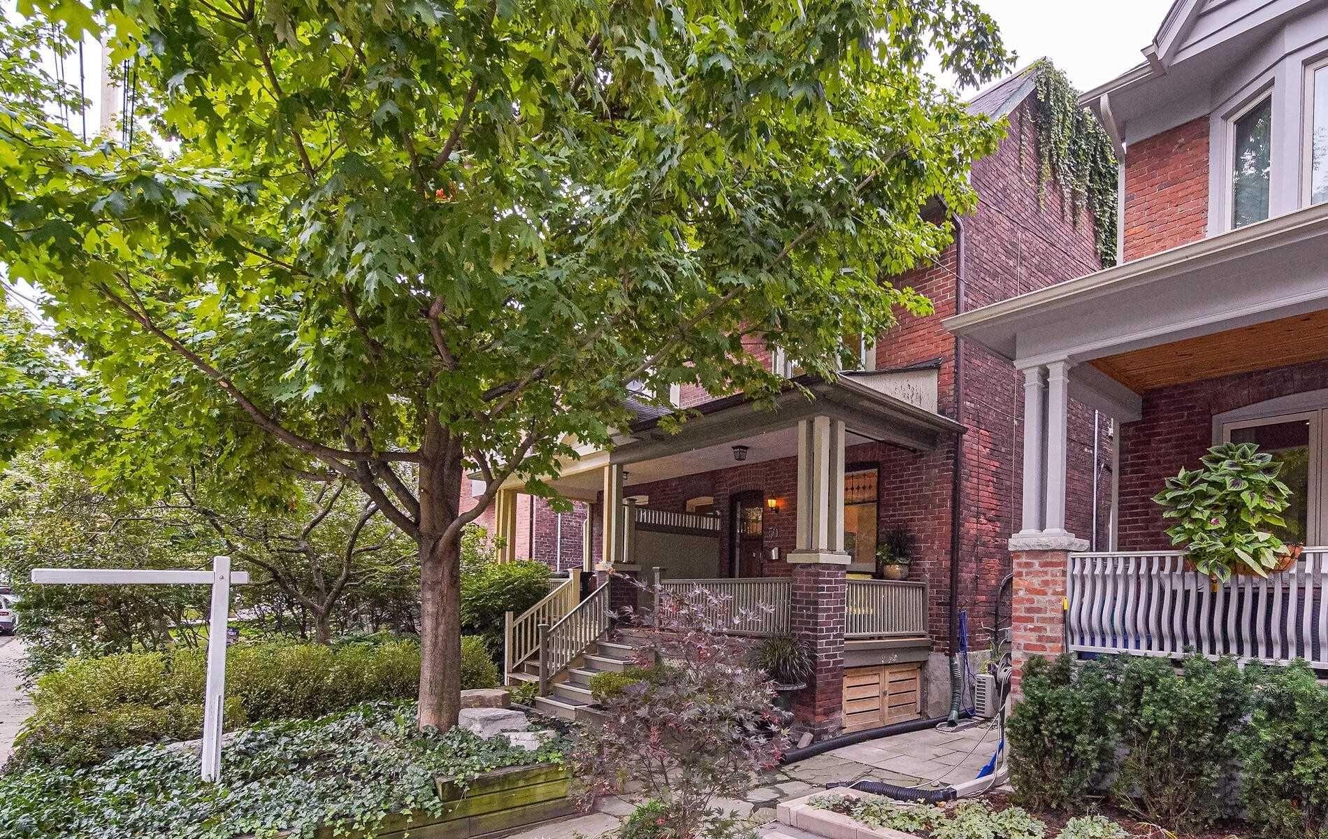 Main Photo: 50 Bertmount Avenue in Toronto: South Riverdale House (3-Storey) for sale (Toronto E01)  : MLS®# E4905178