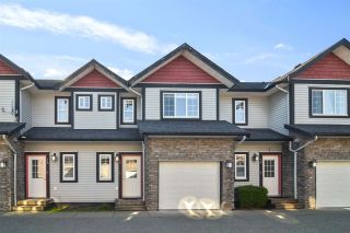 """Main Photo: 15 31235 UPPER MACLURE Road in Abbotsford: Abbotsford West Townhouse for sale in """"Klazina Estates"""" : MLS®# R2565893"""