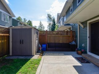 Photo 33: 108 170 CENTENNIAL DRIVE in COURTENAY: CV Courtenay East Row/Townhouse for sale (Comox Valley)  : MLS®# 820333
